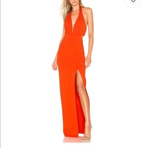 NEW WITH TAGS NEVER WORN Revolve NBD Fenton Gown